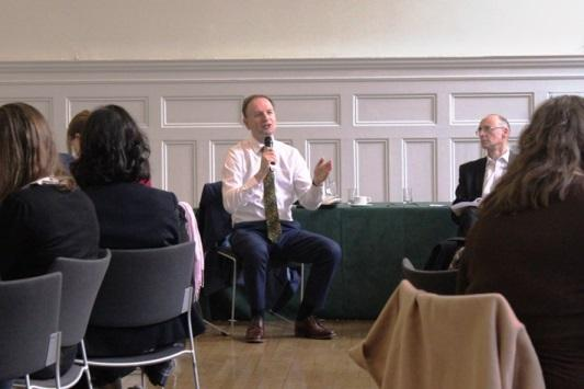 Simon Stevens event 2016
