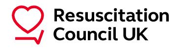 Resuscitation Council (UK) logo