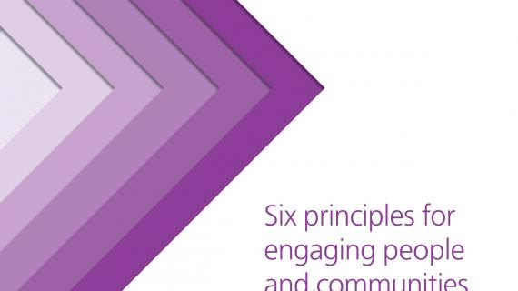 Front cover of six principles report