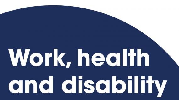Work, health and disability